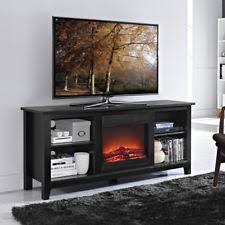 black friday fireplace insert fireplace tv stand ebay