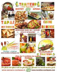 restaurant traiteur exotique spécialités afro antillaises cuisine
