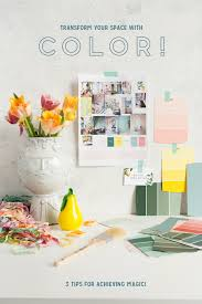 how to use color to transform your space the house that lars built