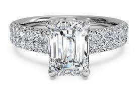 asscher cut diamond engagement rings finding the right diamond shape ritani