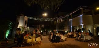 outdoor wedding lighting karma event lighting for weddings and special events