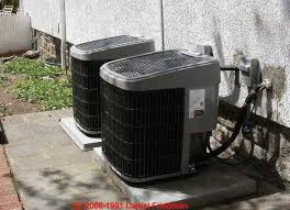heat pump fan not spinning air conditioner or heat pump compressor condenser diagnosis repair