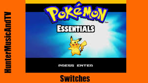 pokemon essentials how to add a switch youtube