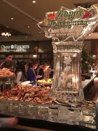 thanksgiving buffet picture of the omni grove park inn