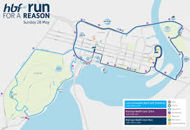 Map Running Route by Running Course Maps Hbf Run For A Reason