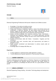 sle resume for internship in electrical engineering electrical engineering student resume sales engineering lewesmr