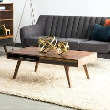 mid modern coffee table mid century modern coffee table strawzinnovations