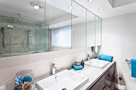 Installing Bathroom Mirror by Mirrors U0026 Glazing U2013 Saint Petersburg Fl City Glass U0026 Mirror Inc