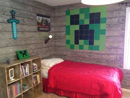 Minecraft Bedroom Ideas Minecraft Bedroom My Son Loves It Check Out Http