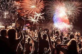 best place to celebrate new year in india celebration