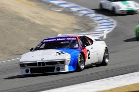 bmw race series rolex motorsports reunion bmw s racing heritage on track