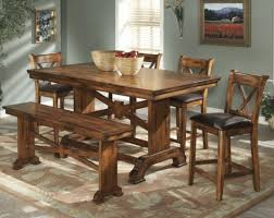dining room large round wood dining table beautiful solid wood