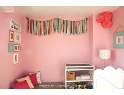 guirlande chambre bébé guirlande chambre fille idaces dacco pour une chambre de