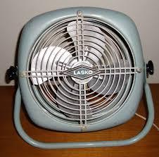 vintage lasko metal tabletop fan lasko floor fan vintage