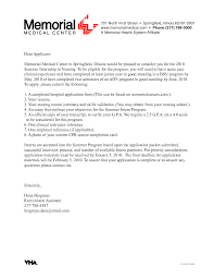 Cover Letter With Resume Examples by Sample Cover Letter For Nurses With Experience