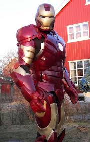 Iron Man Halloween Costume Xenobot Halloween Costume Pictures