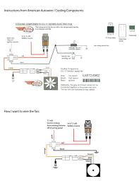 electric fan wiring diagram saleexpert me