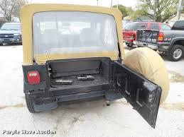 purple jeep cj 1992 jeep wrangler yj suv item dz9032 sold november 29