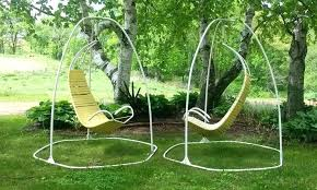 Patio Chair Swing Hanging Patio Chair Rattan Basket Rocking Rattan Wicker Swing