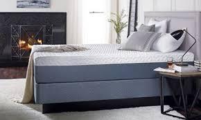 itwin cumulus luxe 13 u201d memory foam queen mattress the dump