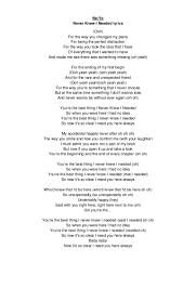 Comfort Me Lyrics Never Knew I Needed