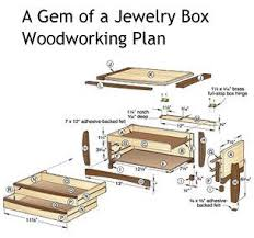 Wood Box Plans Free by