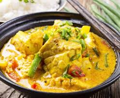 cuisiner avec du lait de coco poisson aux épices et au lait de coco recette de poisson aux