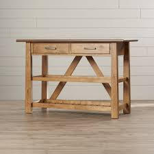 furniture expandable console table collapsible side table