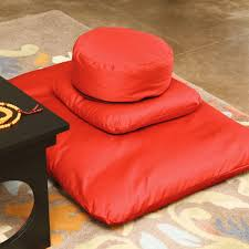 meditation cushions and sets hand made in vermont samadhi cushions