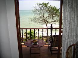 luxury bungalow 4 khanom hill resort