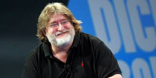 valve s gabe newell once met with nintendo about a joint project