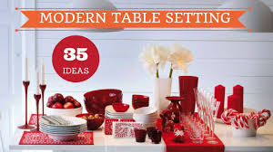 35 modern table setting ideas to wow your guests table
