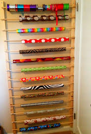 48 best wrapping paper storage images on pinterest wrapping