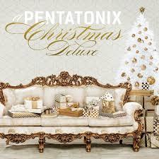 pentatonix a pentatonix christmas deluxe amazon com music