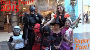 halloween trick or treat 2015 w hulyan maya and friends cool