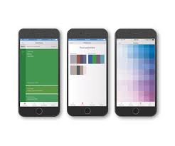 handheld colorreaderpro offers color matching solution for paint