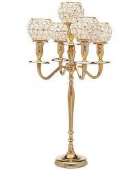Candelabra Light Fixtures Godinger Lighting By Design Crystal Candelabra Candles U0026 Home