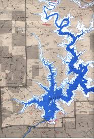 Highly Detailed River Map Of by Shasta Lake Maps Shastalake Com