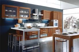 blue kitchen paint color ideas best kitchen paint colors with cherry cabinets memsaheb net