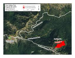 Wildfire Map Valley Fire by 2016 08 20 11 28 40 386 Cdt Jpeg