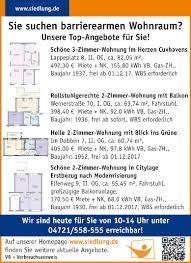 Immobilienanzeigen Immobilienmarkt Niederelbe Zeitung