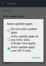 android disable auto update to disable automatic app updates in android lollipop
