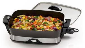 Best Kitchen Appliances by Best 3 Kitchen Appliances 04 Electric Skillet Touchscreen Soup