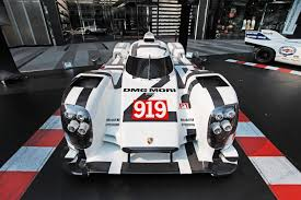 porsche 919 porsche 919 hybrid full sized design prototype to be auctioned for