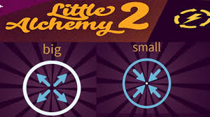little alchemy 2 how to make small and big youtube