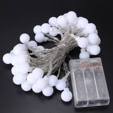 round bulb fairy lights buy fairy lights round and get free shipping on aliexpress com