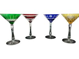 martinis png faberge crystal na zdorovya martini glasses 4 chairish
