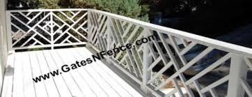 Decorative Wrought Iron Railings Download Decorative Railings Gen4congress Com