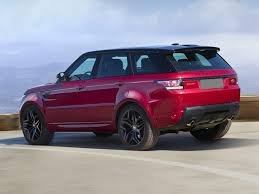 land rover price 2017 new 2017 land rover range rover sport price photos reviews