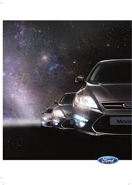 ford mondeo 2014 owners manual pdf